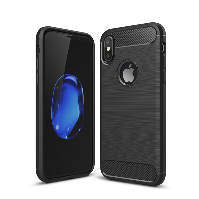 san francisco d9e38 3b9d7 Rugged Armor Tough Case for iPhone X XS