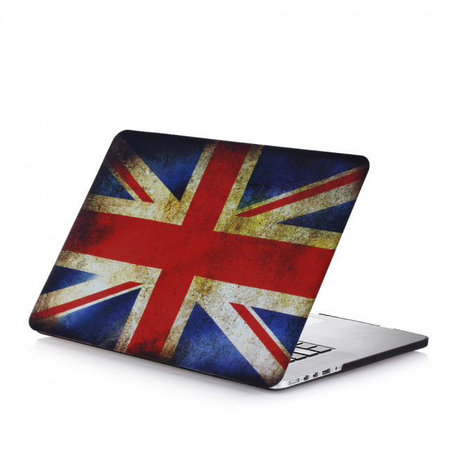 low priced 0d522 96990 MacBook Pro Skin Shell Full Body Case for MacBook Air Pro Retina 11 13 15  All Models UK Union Jack Flag