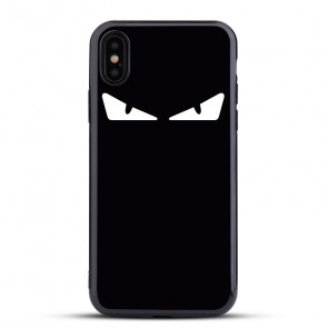 Monster Eyes Case for iPhone X