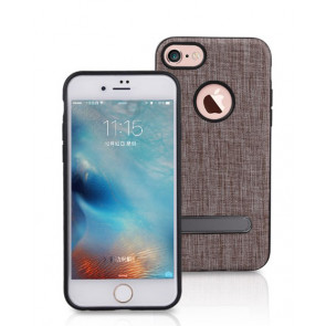 Fabric Full Protective 360 Case for iPhone 7 Plus