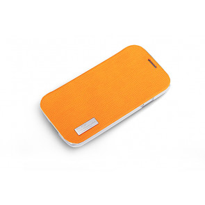 gant Slide Flip Orange Case for Galaxy S4
