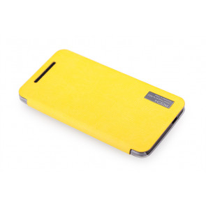 HTC One Rock Flip Lemon Yellow