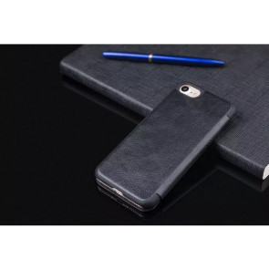 Ultra Thin Leather Flip Wallet Case for iPhone 7