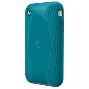 SwitchEasy Torrent Turquoise Case for iPhone 3G 3GS