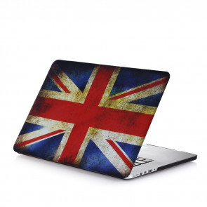MacBook Pro Skin Shell Full Body Case for MacBook Air Pro Retina 11 13 15 All Models UK Union Jack Flag