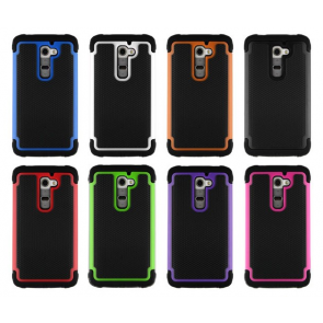 Tough Shockproof Case for LG G2