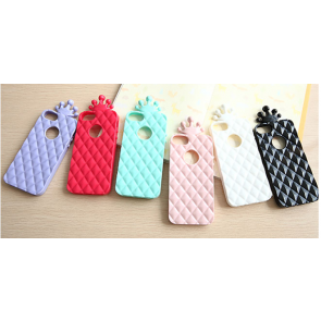 Princess Crown Soft Case for iPhone 5 5s