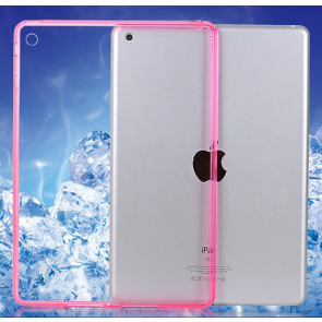 Thin See Through Case with Bumper For iPad Air