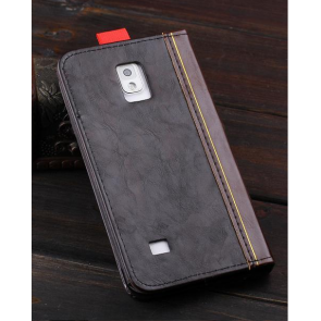 Book Style Wallet ID Case for Galaxy Note 4