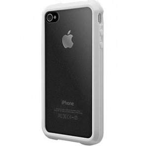 SwitchEasy Trim Hybrid White Case for Apple iPhone 4