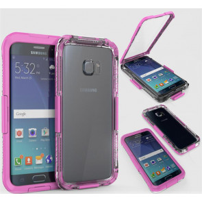 S6 Edge Waterproof Case Also Shockproof and Drop-Proof