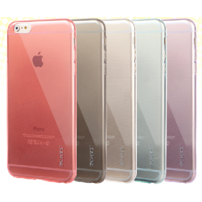 Leiers Thin Ice Jelly Series iPhone 6 Plus 5.5 inches TPU Transparent Case