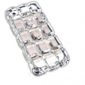 Sharp N' Chic Frozen Ice Block Cube 3D Ruby Gem iPhone 6 - 4.7inch Case
