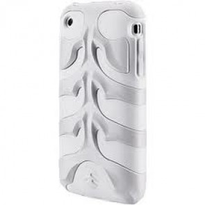 SwitchEasy White CapsuleRebel M Menace Case for iPhone 3G 3GS
