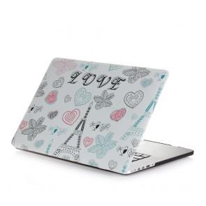 MacBook Pro Skin Shell Full Body Case for MacBook Air Pro Retina 11 13 15 All Models Love