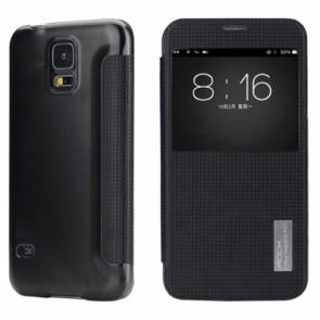 Rock Elegant Series Flip Case for Samsung Galaxy S5 Blue