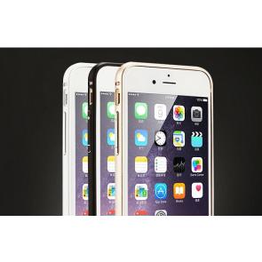 Titanium Metal Bumper Frame Bend-Gate Protective Case iPhone 6