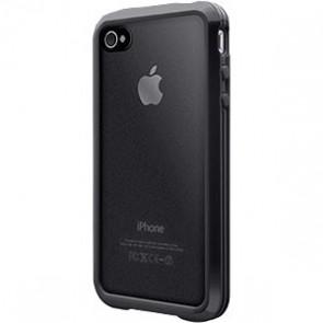 SwitchEasy Trim Hybrid Black Case for Apple iPhone 4