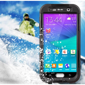 Galaxy S6 Waterproof Shockrproof Front and Back Protective Case
